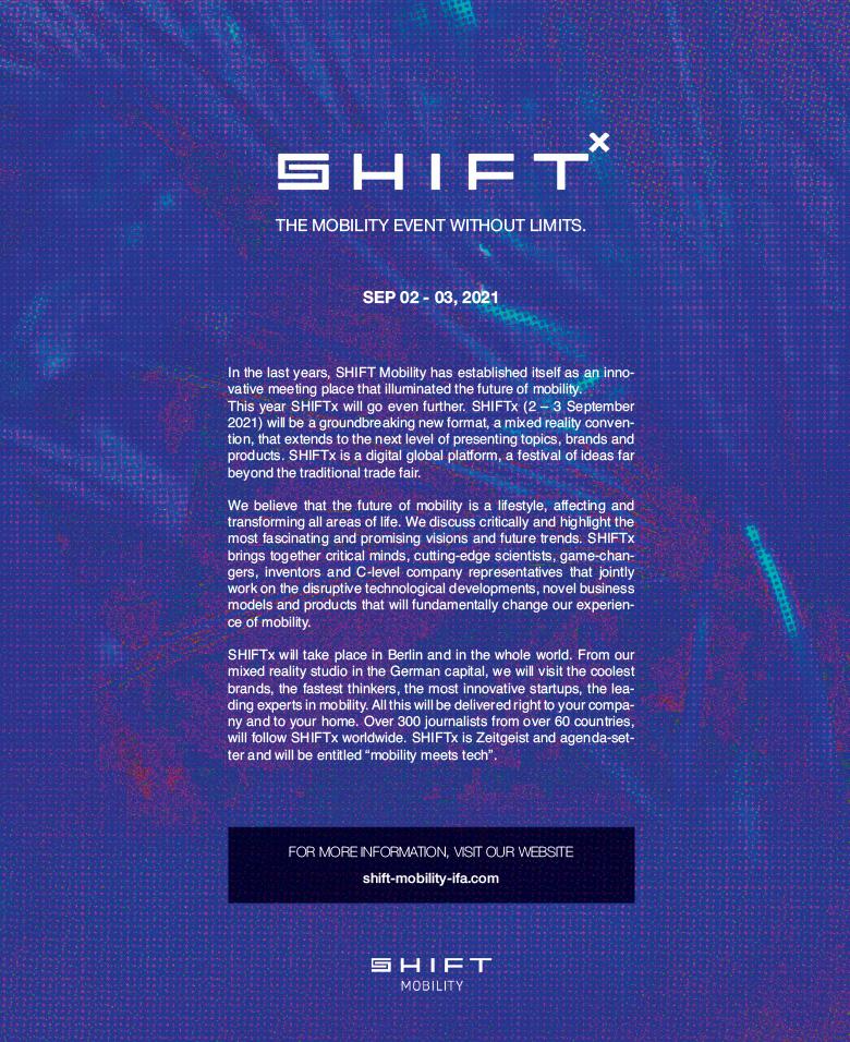 Shift Mobility